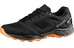 Haglöfs M's Gram Gravel GT Shoes TRUE BLACK/TANGERINE